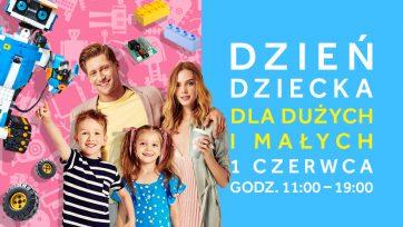 Dzień Dziecka w Atrium Kasztanowa