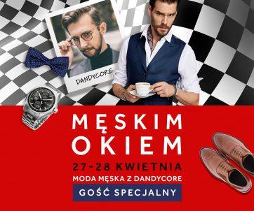 Spotkaj się ze stylistami mody męskiej w Atrium Kasztanowa!