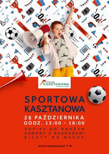 Sportowa Kasztanowa!