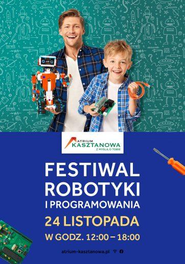 Festiwal Robotyki i Programowania