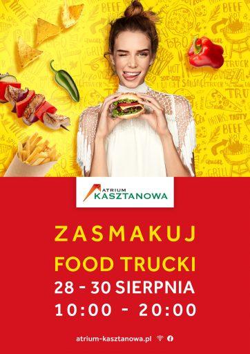 Zasmakuj Food Trucki!