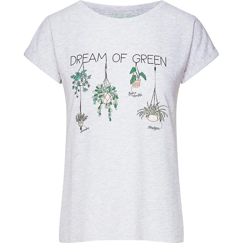 Esotiq - koszulka z organicznej bawełny