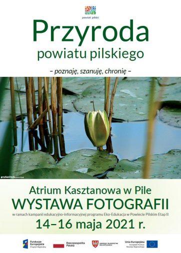 Przyroda Powiatu Pilskiego w Atrium Kasztanowa